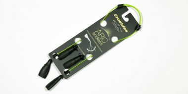 Croakies Arc endless Reg end Yellow
