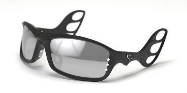 Motoflywear Alpha Matte Black/Matte Black Smoke Silver Mirror L MF-F01-L-C01-SSM-C01