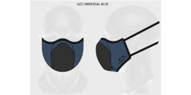 Oakley Cloth Face Covering Fitted Lgt AOO9715AC 0006ZZ